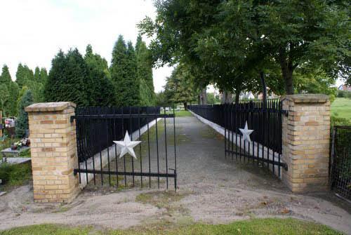 Russische-Poolse Oorlogsbegraafplaats