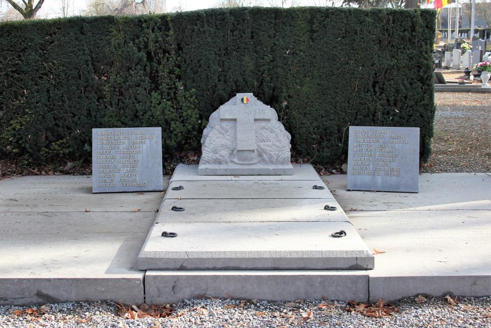 Belgian War Graves Sint-Truiden
