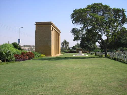 Karachi Memorial 1939-1945