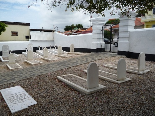 Dutch War Graves Military Cemetery Curaçao