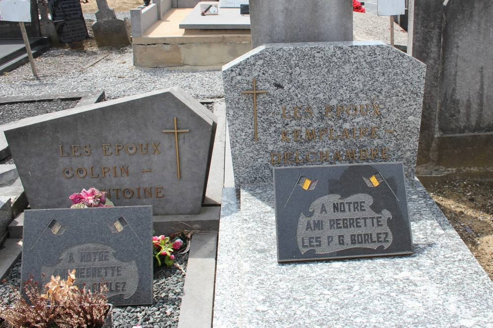 Veteran War Graves Borlez