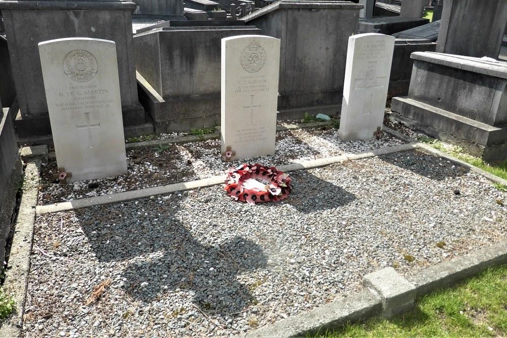 Commonwealth War Graves Municipal Cemetery Mechelen
