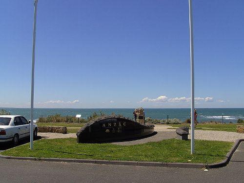 ANZAC-Monument Torquay
