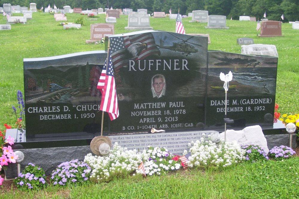 Amerikaans Oorlogsgraf Burnside Cemetery