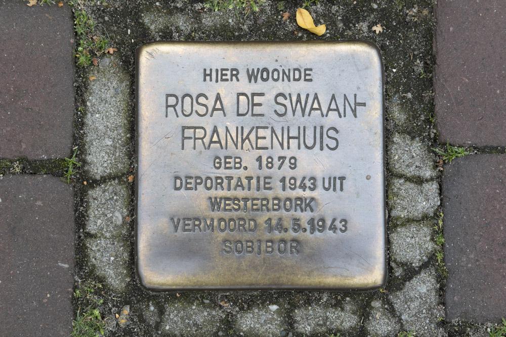 Stolperstein Gronausestraat 1076