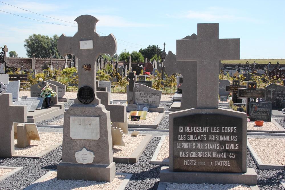 Belgian War Graves Hérinnes