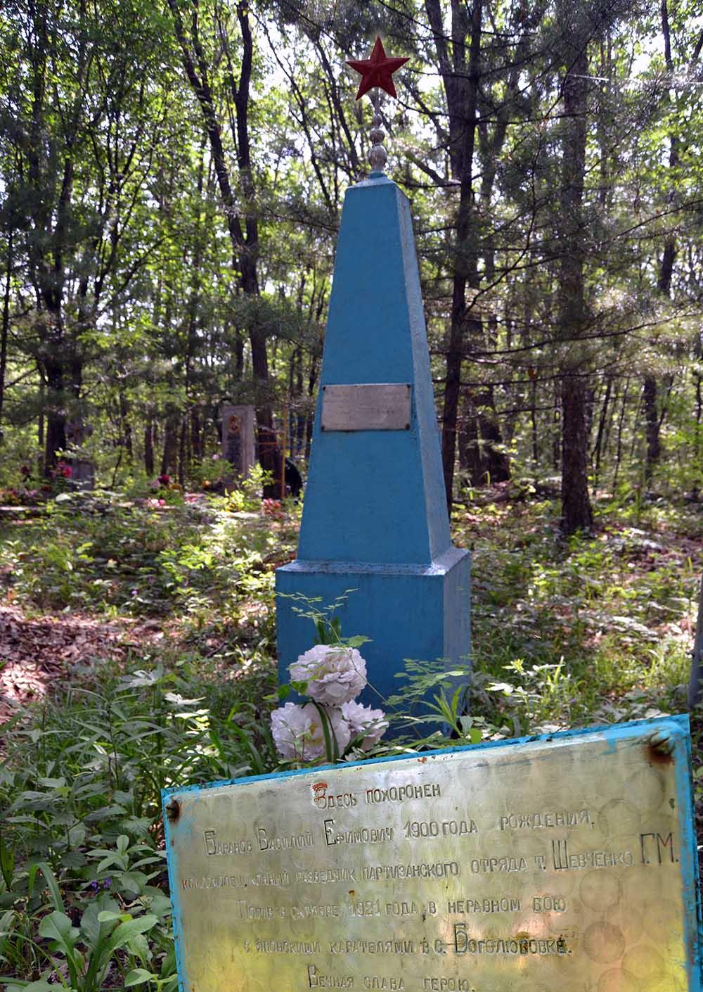 Grave V. Baranov