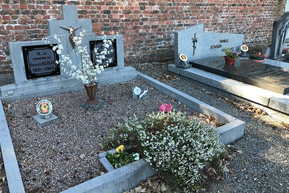 Belgian Graves Veterans Malvoisin