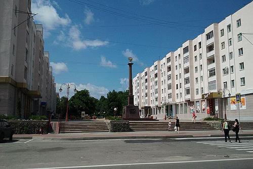 Victory Memorial Oryol