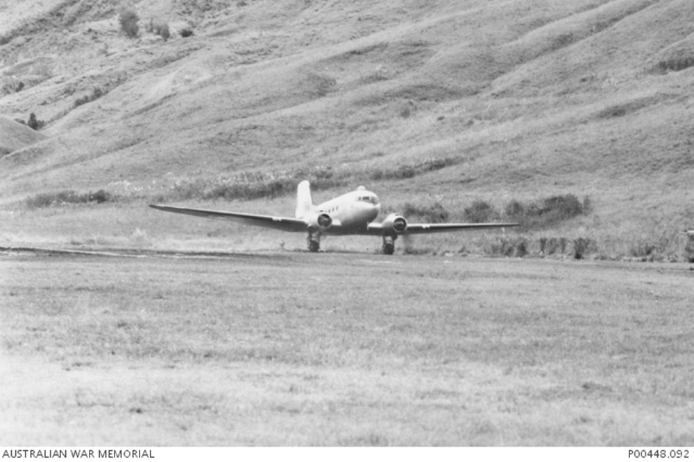 Finintegu Airfield