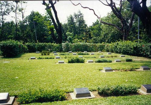 Belgian War Grave Maynamati