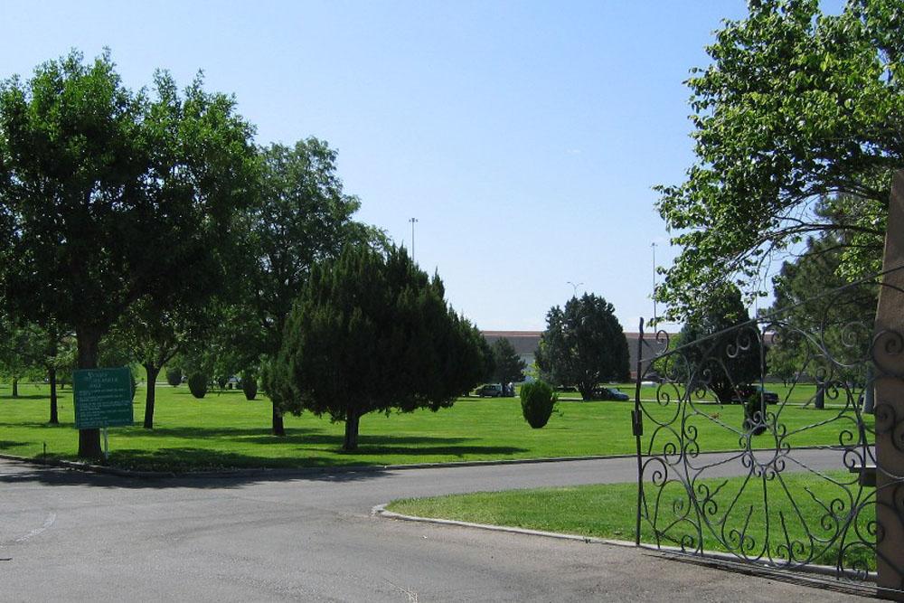 Amerikaanse Oorlogsgraven Sunset Memorial Park