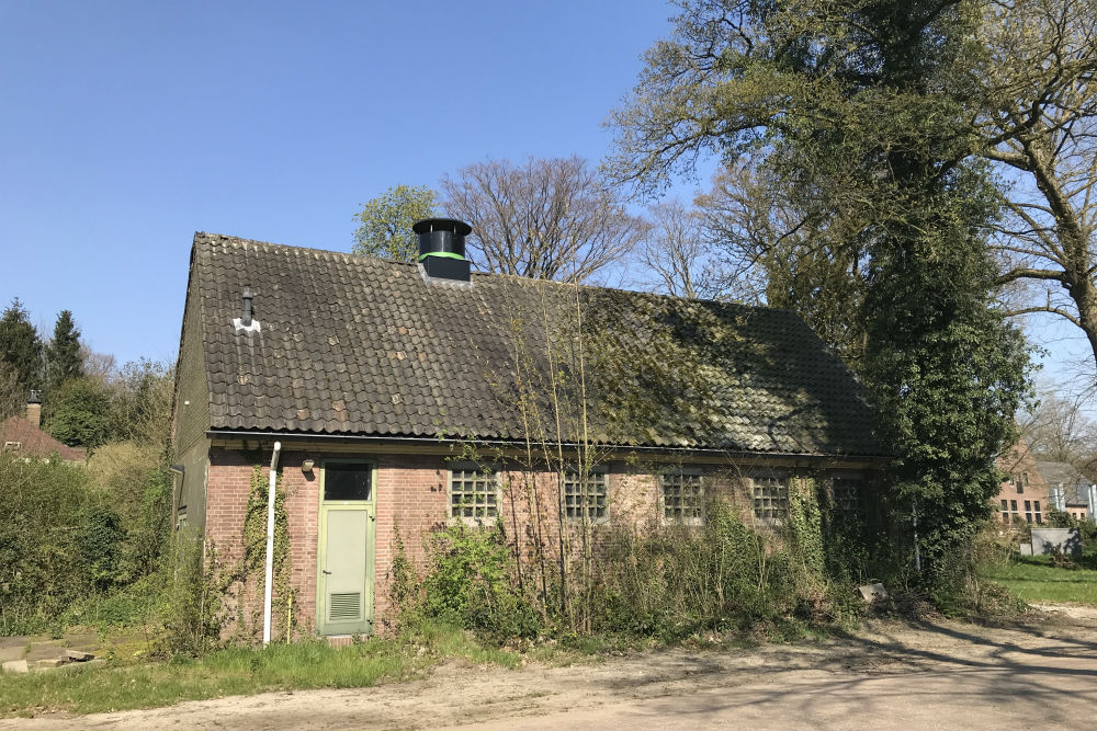 Building Z5 Warehouse Zuidkamp