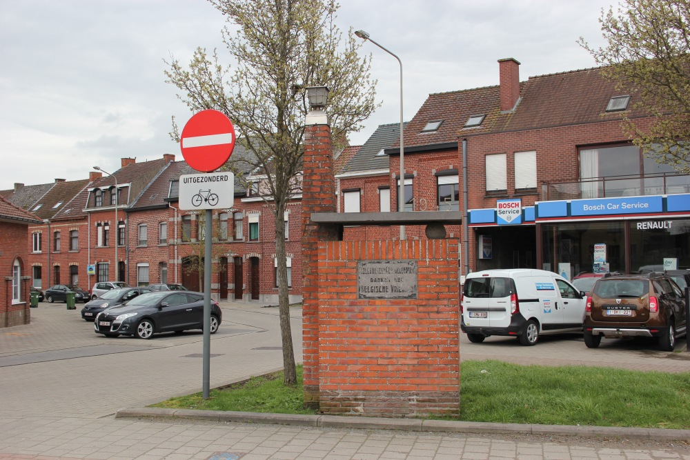 Dutch Memorial Overboelare
