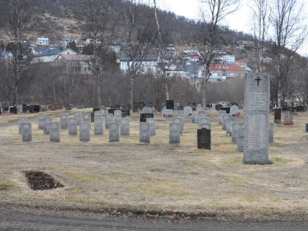 Commonwealth War Graves Harstad Cemetery