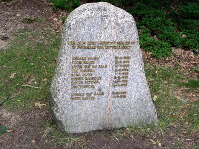Monument Emma piramide