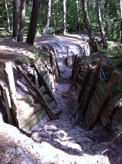 Poolse Loopgraven Jastarnia