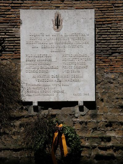 Monument Partito d'Azione