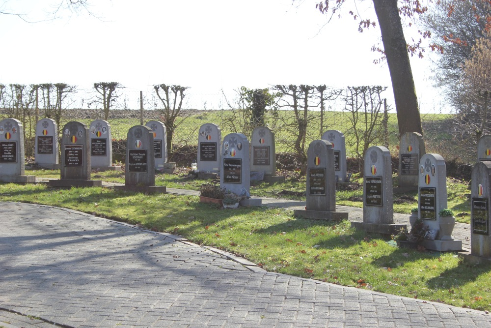 Veteran War Graves Bierbeek