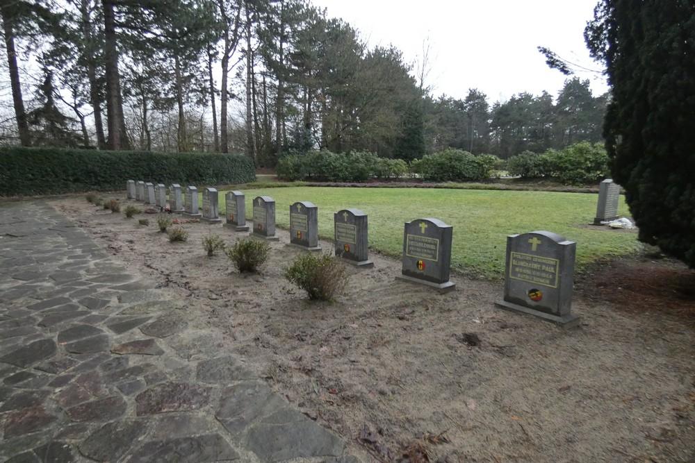 Belgische Oorlogsgraven Wetteren