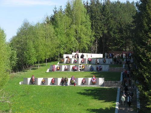 Memorial Complex Zubtsov