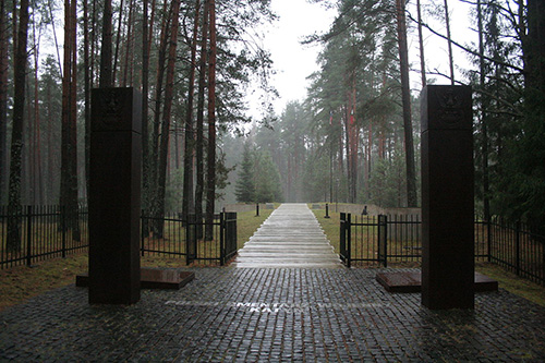 Poolse Oorlogsbegraafplaats Katyn
