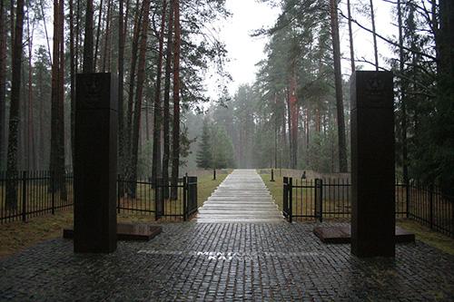 Polish War Cemetery Katyn