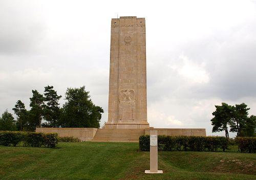 Amerikaans Monument Sommepy-Tahure
