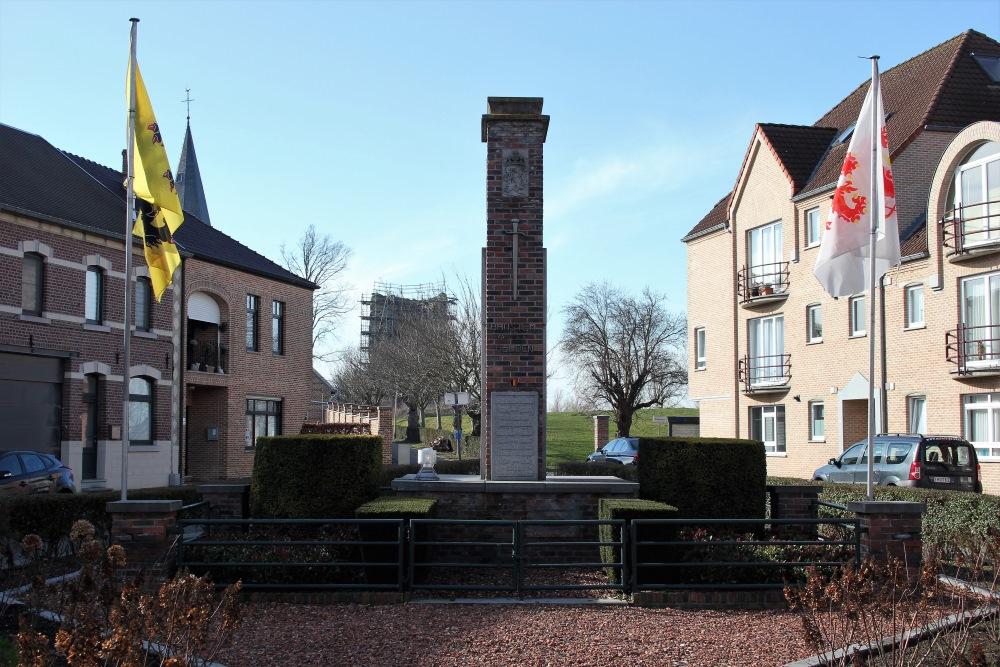 War Memorial Brustem
