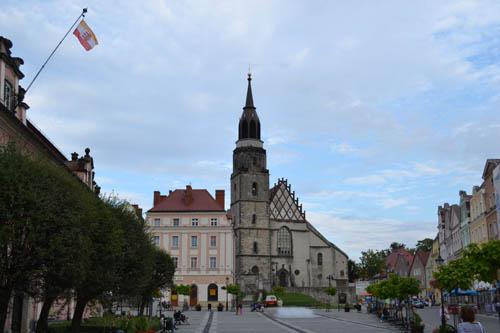 Maria Church Boleslawiec