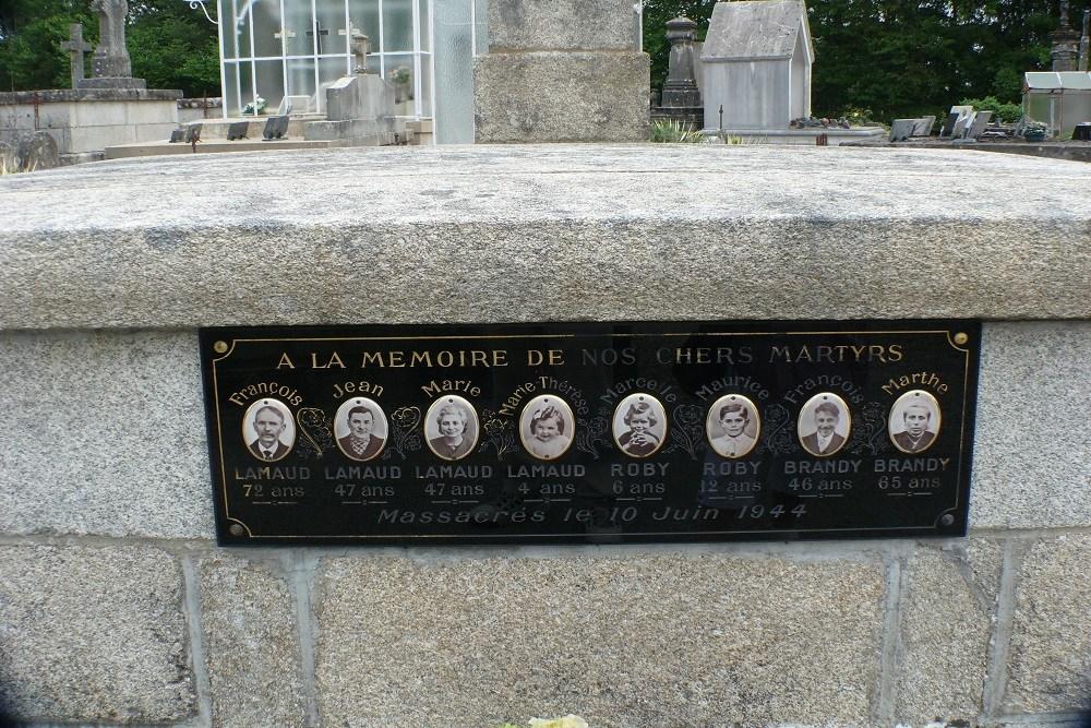 Memorial Massacre of Oradour-sur-Glane