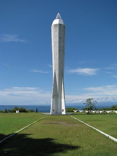 Vuurtoren Coast Watchers Memorial