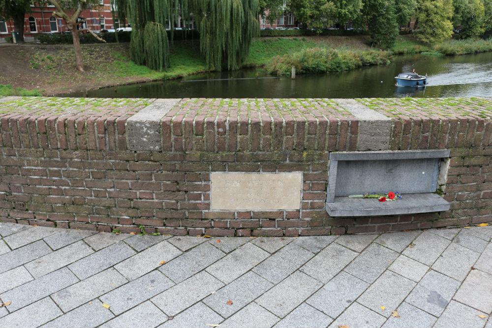 Memorial Piet Kerssens Den Bosch