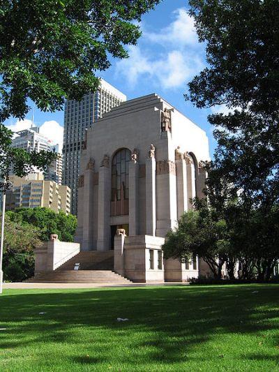Memorial ANZAC