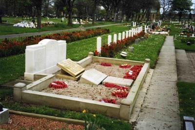 Oorlogsgraven van het Gemenebest Hebburn Cemetery