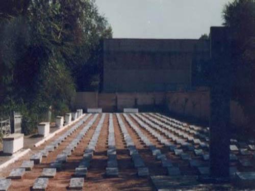 German War Cemetery Kokand