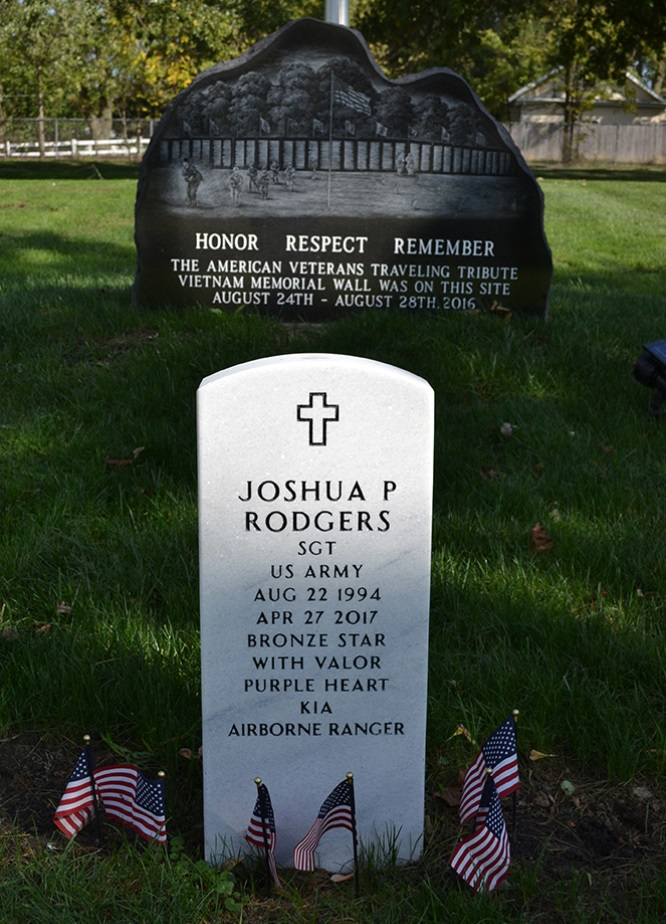 Amerikaans Oorlogsgraf Evergreen Memorial Cemetery