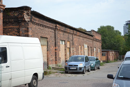 Former German Storehouses Cracow