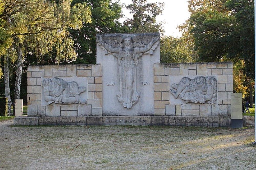 World War II Memorial Chelles
