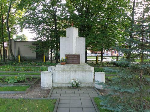 Soviet War Cemetery Pisz