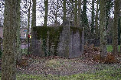 German KSB Bunker Driehuis
