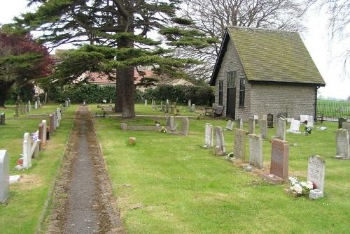 Commonwealth War Grave Mudford Cemetery
