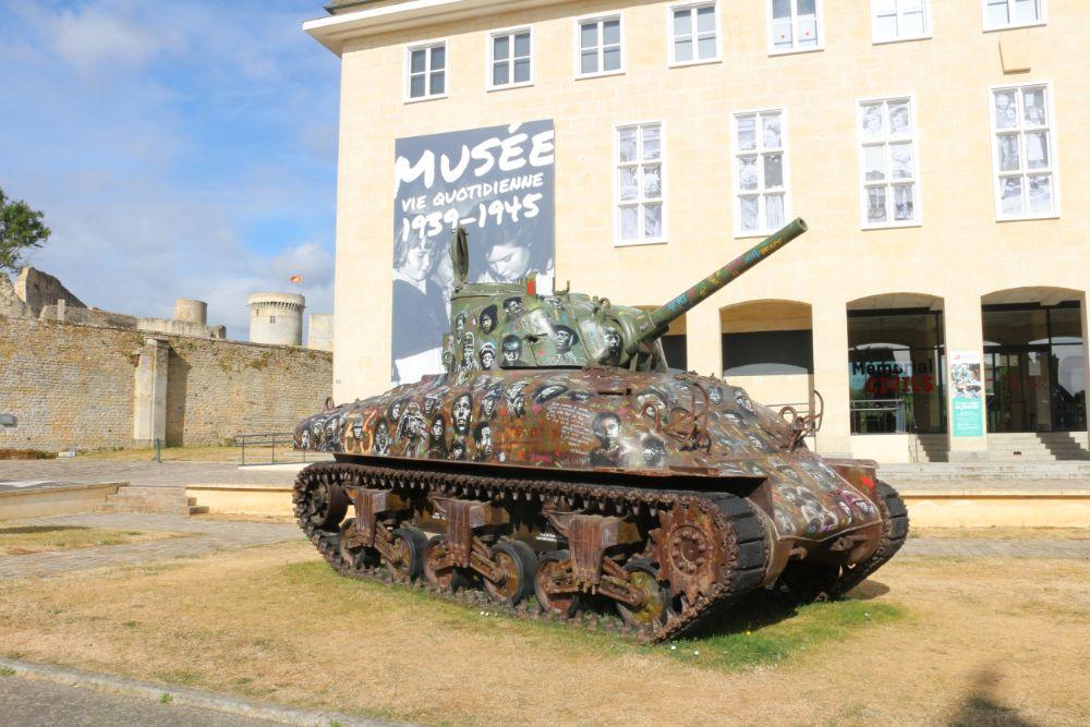 M4A1 Sherman Tank Falaise