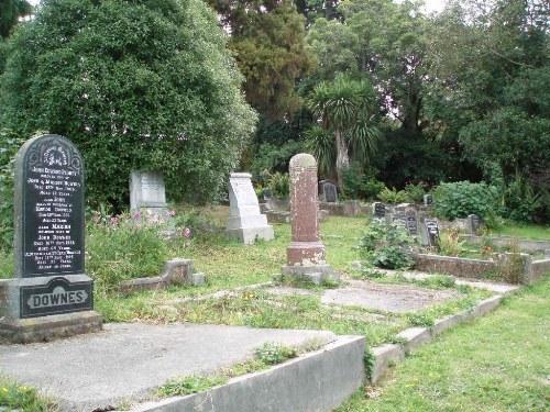 Oorlogsgraven van het Gemenebest St. Barnabas Anglican Cemetery