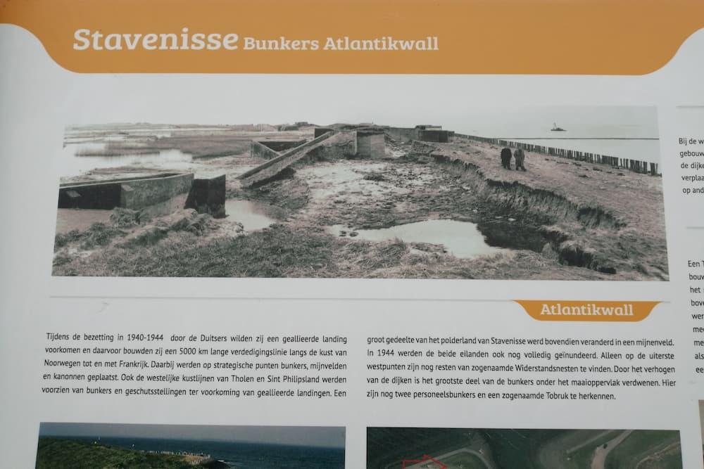 Information Board Stavenisse