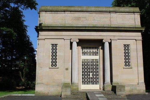 War Memorial Kilmarnock