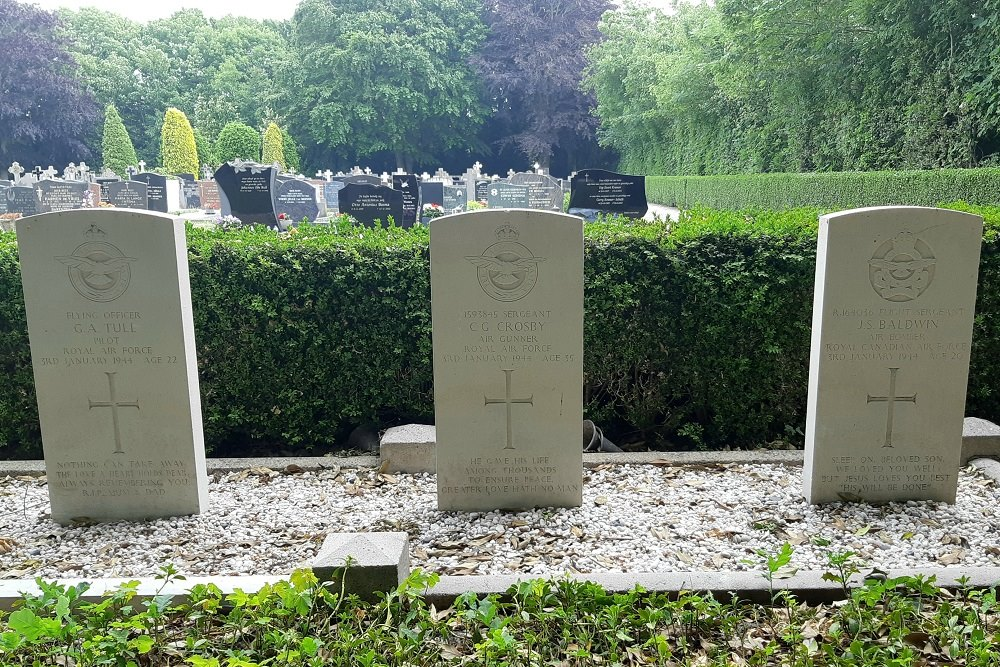 Commonwealth War Graves Roman Catholic Cemetery Bakhuizen