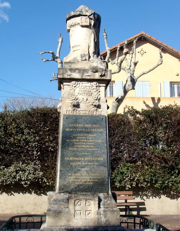 War Memorial Éoures