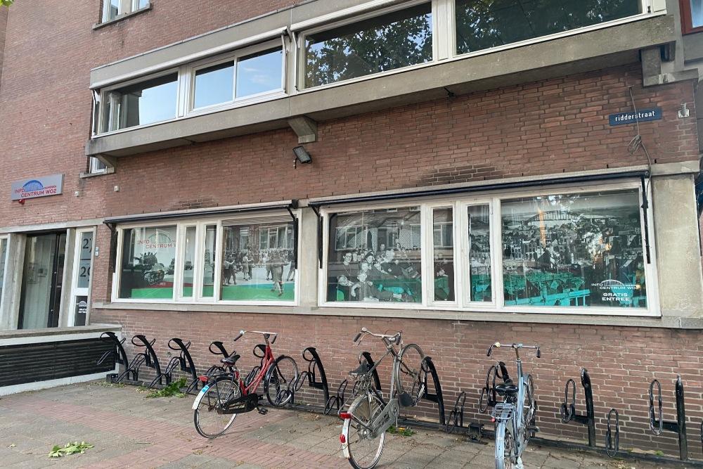 Infocentre WW2 Nijmegen