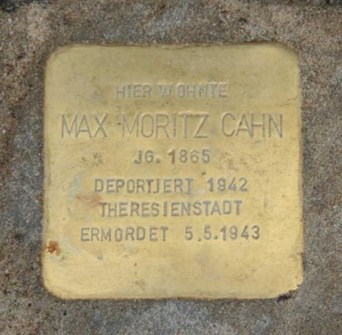 Stolperstein Strichweg 29